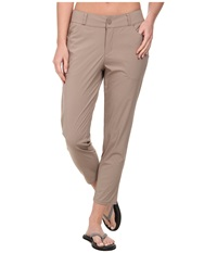 Merrell Rama Tech Stretch Pant Taupe Women's Casual Pants