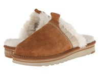 Sorel The Newbie Slipper Elk Women's Shoes Brown