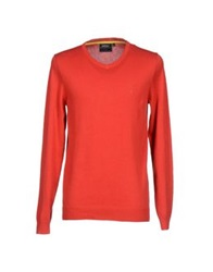 Wesc Sweaters Red