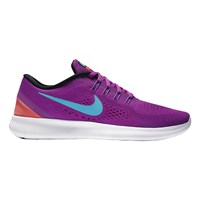 Nike Free Rn Women's Running Shoes Violet Blue