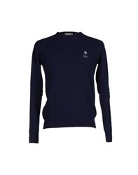 Cape Horn Knitwear Jumpers Men Dark Blue