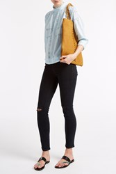 Mih Jeans Bridge Skinny Jeans Black