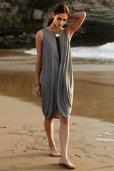 Porridge Suntide Dress Grey