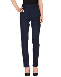 Paul And Joe Trousers Casual Trousers Women Dark Blue