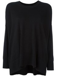 Steffen Schraut Loose Fit Jumper Black
