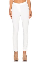 Ty Lr The Situation Cigarette Pant White