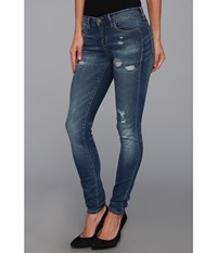 Blank Nyc The Skinny Classique In No Time For Dat No Time For Dat Women's Jeans Blue