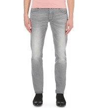 Replay Ronas Slim Fit Tapered Jeans Grey