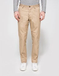 Wings Horns Twill Tokyo Pant In Khaki