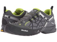 Salewa Wildfire Pro Carbon Green Shoes Gray