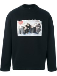 Blood Brother 'Save' Sweatshirt Black
