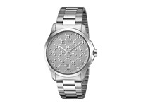 Gucci G Timeless Medium 38Mm Ya126459 Silver Watches