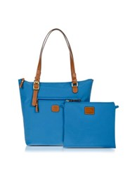 Bric's X Bag Medium 3 In One Tote Cornflower
