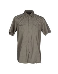 Guess By Marciano Shirts Shirts Men Military Green