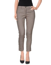 Michelle Windheuser Casual Pants Grey