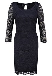 Only Onlnew Sierra Cocktail Dress Party Dress Night Sky Dark Blue
