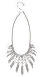 Juliet And Company Demi Necklace Clear