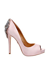 Badgley Mischka Kiara Platforms Stilettos