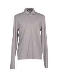 Ballantyne Topwear Polo Shirts Men Grey