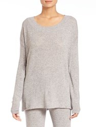 Hanro Lilou Drop Shoulder Sweater Blackberry Paloma