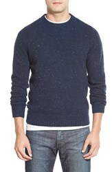 Men's Wallin And Bros. 'Donegal' Crewneck Sweater