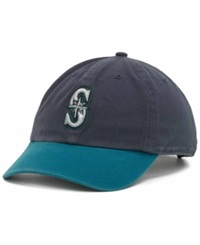 '47 Brand Seattle Mariners Clean Up Hat Navy Teal