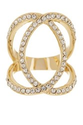 Ariella Collection Open Circles Ring