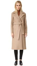 Harris Wharf London Boxy Duster Coat Camel