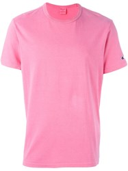 Champion Classic T Shirt Pink And Purple