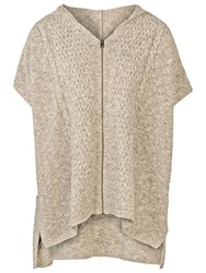 Fat Face Kirby Poncho Sand