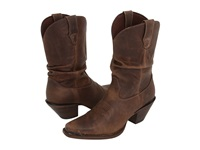 Durango Crush Slouch Boot Distressed Sunset Brown Cowboy Boots