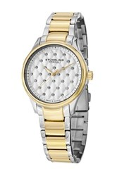 Stuhrling Women's Culcita Watch Metallic