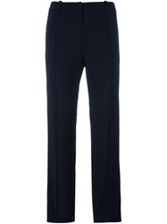 Vanessa Bruno Straight Leg Trousers Black