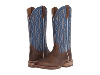 Ariat Live Wire Copper Kettle Royal Cowboy Boots Brown