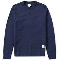 Converse Sportswear Crew Sweat Blue