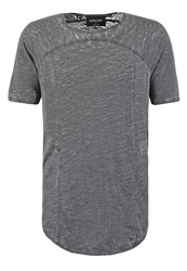 Anerkjendt Tube Basic Tshirt Grey