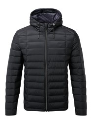 Henri Lloyd Men's Ganton Lightweight Down Jacket Jet Black