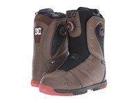Dc Judge Boot Dark Brown Men's Cold Weather Boots