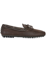 Car Shoe Classic Boat Shoes Brown