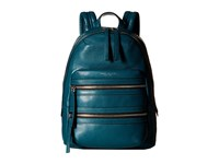 Marc Jacobs Biker Backpack Teal Backpack Bags Blue