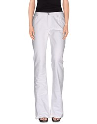 Richmond Denim Denim Denim Trousers Women White