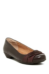 Softspots Paley Slip On Wide Width Available Brown