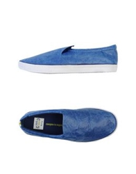 Civic Duty Low Tops And Trainers Blue