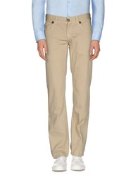 Richmond Denim Trousers Casual Trousers Men Beige