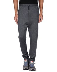 Y 3 Casual Pants Steel Grey