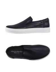 Collection Priv E Footwear Low Tops And Trainers Men Dark Blue
