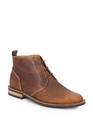 Original Penguin Merle Leather Boots