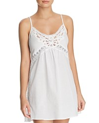 In Bloom By Jonquil Seagull Chemise White