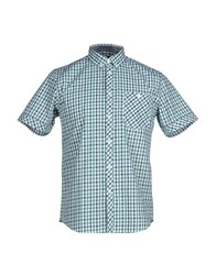 Merc Shirts Shirts Men Light Green