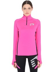 Newline Warm Fleece Running Sweatshirt